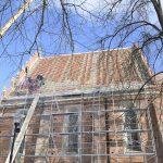 Remont dachu Św Duch