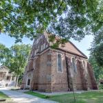 Kościół św. Ducha z zewnątrz